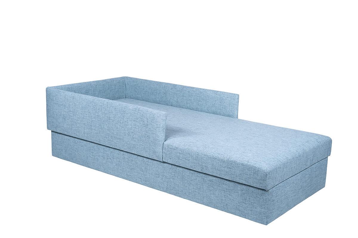 Bērnu gulta BoBo 180 ar audumu TIA