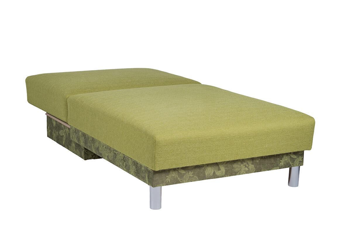 Dīvāns gulta NAMEJS-100 bez sāniem
