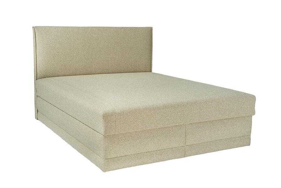 Divguļamā gulta PAULA ar audumu Arija