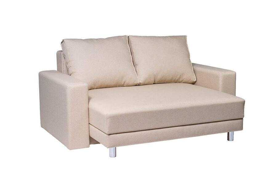 Dīvāns gulta NAMEJS-160 ar sāniem