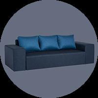 Dīvāni gultas