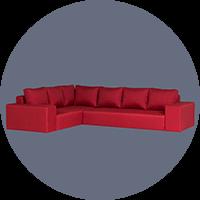 Izvelkami stūra dīvāni