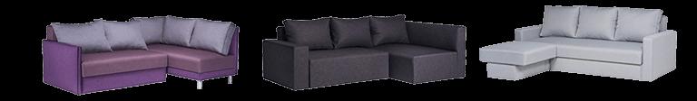 Taps stūra dīvāni